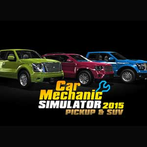 Buy Car Mechanic Simulator 2015 PickUp and SUV CD Key Compare Prices