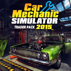 Car Mechanic Simulator 2015 Trader Pack