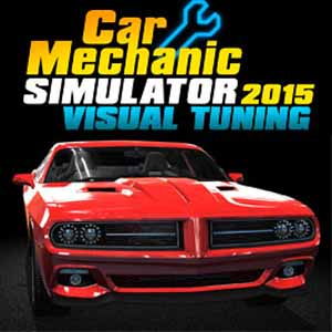 Car Mechanic Simulator 2015 Visual Tuning