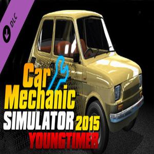 Car Mechanic Simulator 2015 Youngtimer