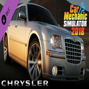 Car Mechanic Simulator 2018 Chrysler DLC