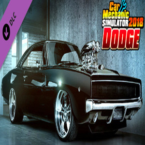 Buy Car Mechanic Simulator 2018 Dodge CD Key Compare Prices