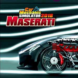 Car Mechanic Simulator 2018 Maserati REMASTERED