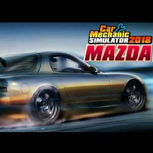 Buy Car Mechanic Simulator 2018 Mazda CD Key Compare Prices