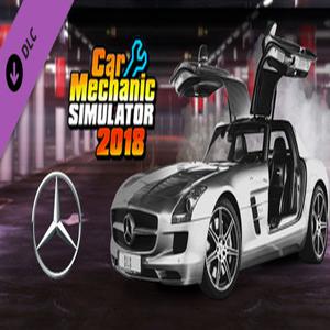 Buy Car Mechanic Simulator 2018 Mercedes-Benz DLC CD Key Compare Prices
