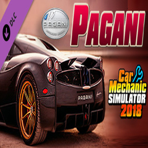 Car Mechanic Simulator 2018 Pagani