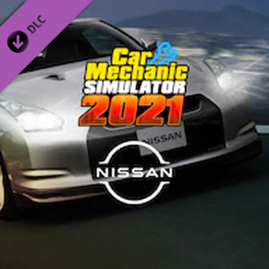 Car Mechanic Simulator 2021 Nissan