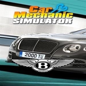Car Mechanic Simulator Bentley DLC