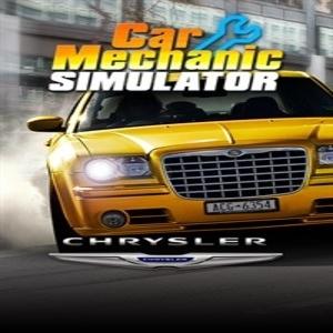 Car Mechanic Simulator Chrysler DLC