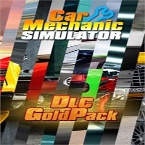 Car Mechanic Simulator DLC Gold Pack