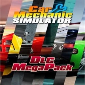 Car Mechanic Simulator DLC Mega Pack