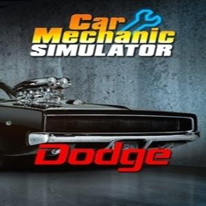 Car Mechanic Simulator Dodge DLC