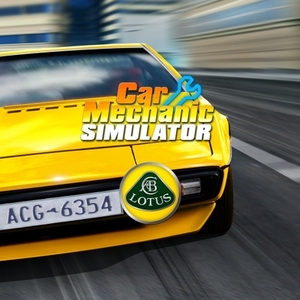 Car Mechanic Simulator Lotus DLC