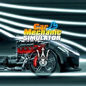 Car Mechanic Simulator Maserati