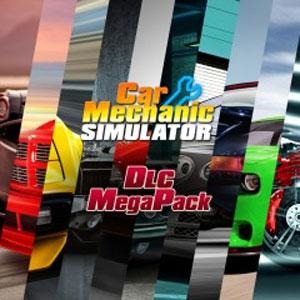 Car Mechanic Simulator MegaPack