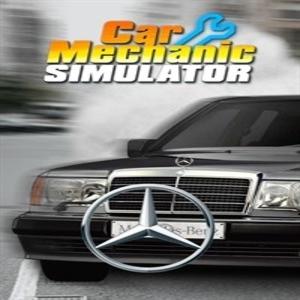 Car Mechanic Simulator Mercedes Benz