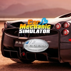 Car Mechanic Simulator Pagani DLC