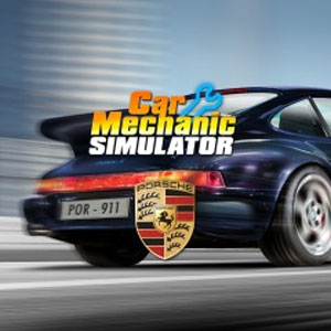 Car Mechanic Simulator Porsche