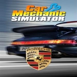 Car Mechanic Simulator Porsche DLC