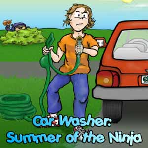 Car Washer Summer of the Ninja