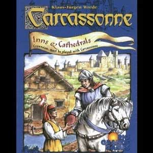 Buy Carcassonne Inns & Cathedrals CD Key Compare Prices
