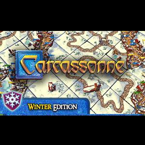 Carcassonne Winter & Gingerbread Man