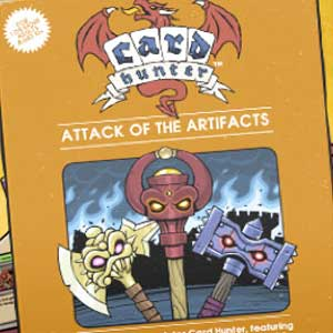 Card Hunter Attack Of The Artifacts