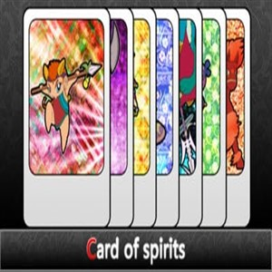 Card  Of  Spirits