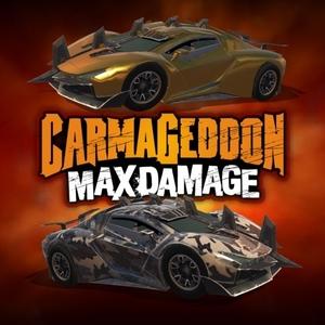 Carmageddon Max Damage Iron Hawk Pack