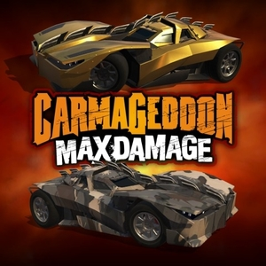 Buy Carmageddon Max Damage Tez Eagle Pack PS4 Compare Prices