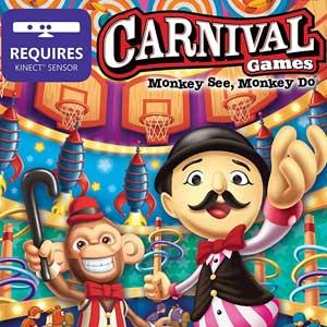 Carnival Games Monkey See Monkey Do