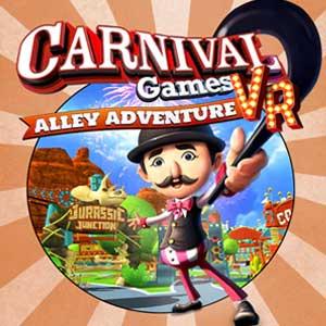Carnival Games VR Alley Adventure