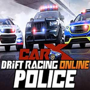 CarX Drift Racing Online CarX Police