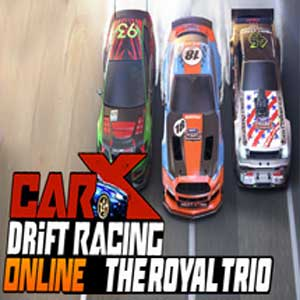 CarX Drift Racing Online The Royal Trio