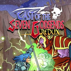 Cast of the Seven Godsends Redux