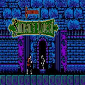 Castlevania 2 Simons Quest