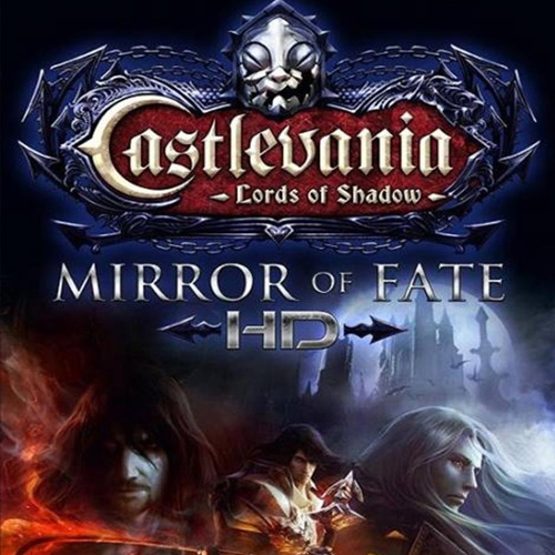 Castlevania Lords Of Shadow Mirror Of Fate HD