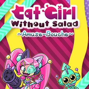 Cat Girl Without Salad Amuse-Bouche