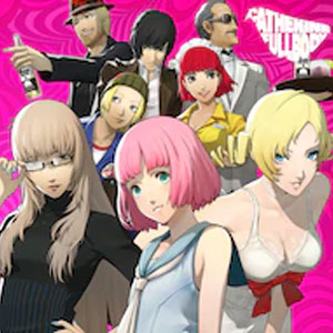 Catherine Full Body Playable Character Set