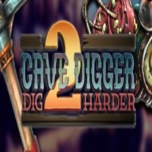 Cave Digger 2 Dig Harder VR