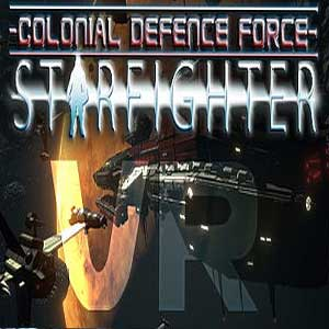 Buy CDF Starfighter VR CD Key Compare Prices