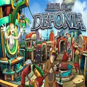 Buy Chaos on Deponia Xbox Series Compare Prices