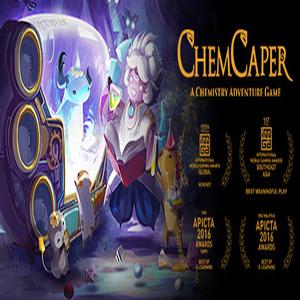 ChemCaper Act 1 Petticles in Peril