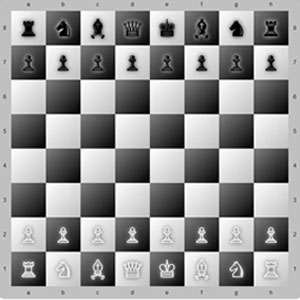 Chess Game X
