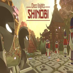 Chess Knights Shinobi