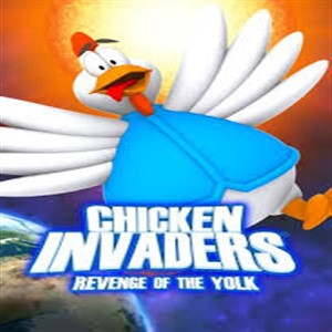Chicken Invaders 3 Easter