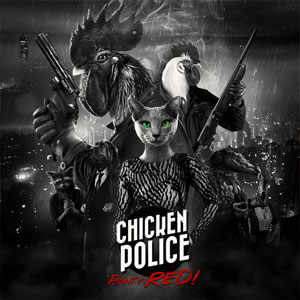 Buy Chicken Police Paint it RED PS4 Compare Prices
