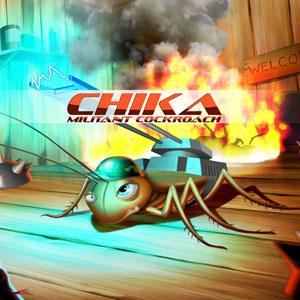 Chika Militant Cockroach