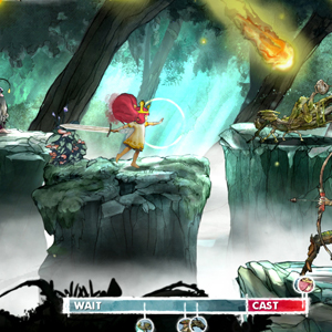 Child of Light Xbox One Battle
