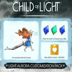 Buy Child of Light Light Aurora Customization CD Key Compare Prices